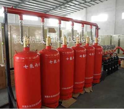 北京中隆国源气体灭火施工